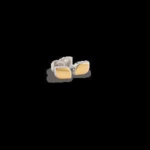 Boccia 05008-03 oorknoppen