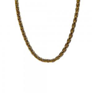 Monzario, bicolor collier 829c
