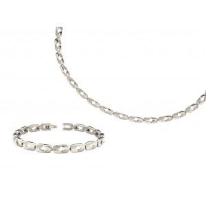 Boccia 9001-0801901-SET Collier & armband