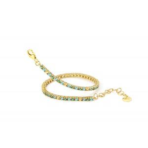 Vivalagioia - Multicolor geel/turquoise