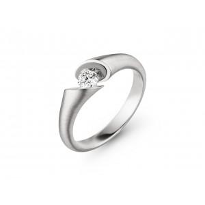 Schaffrath Calla ring 0.10crt